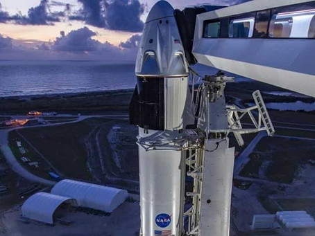 Weather Poses Challenge for America's Return to Manned Space Flight