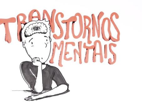 Transtornos mentais da criança e adolescente que podem apresentar risco à saúde mental