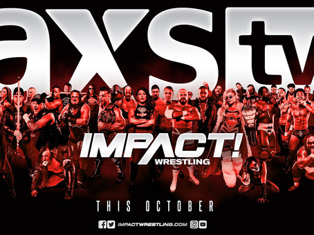 Contract Updates For Several Impact Stars
