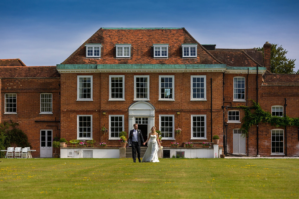English country house wedding photography Surrey
