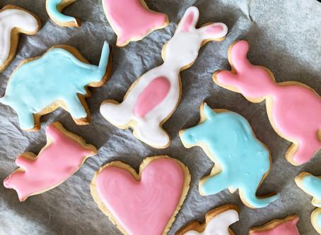 Easy Sugar Cookies - Kids Crafts