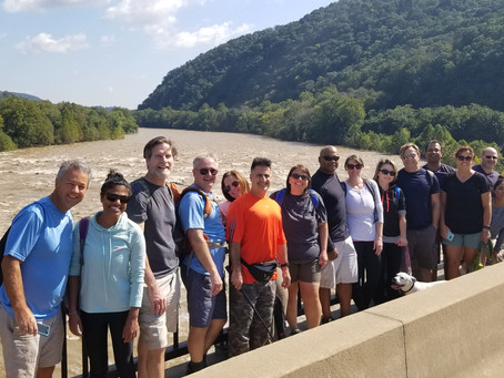 Harper's Ferry's Loudoun Heights Climb