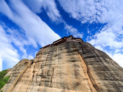 Monasteries' History | Meteora
