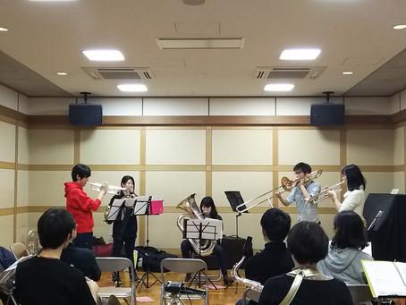 12/23右京ふれあいにて