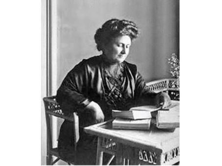 María Montessori a 150 años de su nacimiento