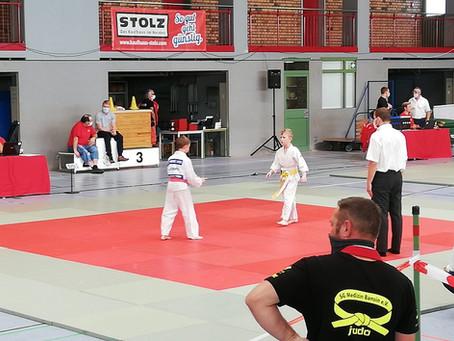 Judokas zu Gast in Grimmen