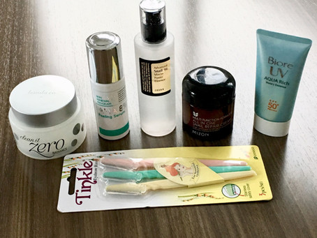 Top 10 Skincare Products: Affordable and Effective KBeauty Skincare Products