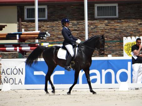 Carla & Fay, sin rival, en la segunda jornada del CDI3, en Segovia.