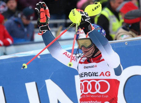 Alexis Pinturault Wins 4th Alpine Combined Globe