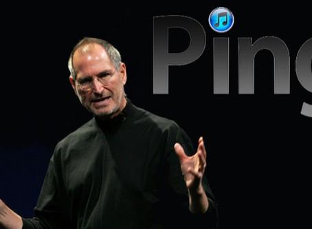 Há exatos 10 anos, Steve Jobs lançava a rede social 'Ping'. Você já ouviu falar dela?