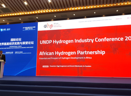 Africa & China, Potential & Prospects of Joint Hydrogen Development