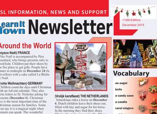 The December 2019 Newsletter