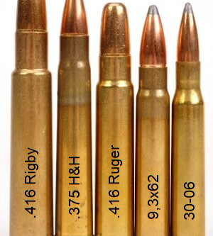 Is The 9,3x62 Good Enough for Cape Buffalo?  It Looks Small Compared To Even The .375 H&H