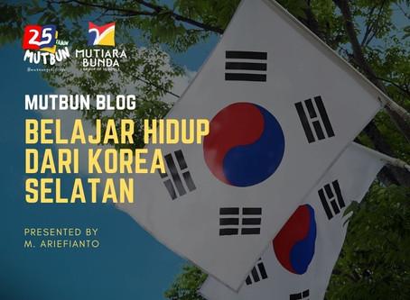 Belajar Hidup dari Korea Selatan