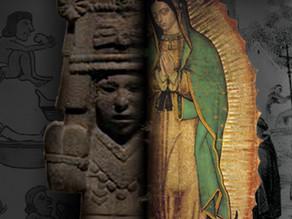 Tonantzin Tlalli & Our Lady of Guadalupe:      A bridge of light
