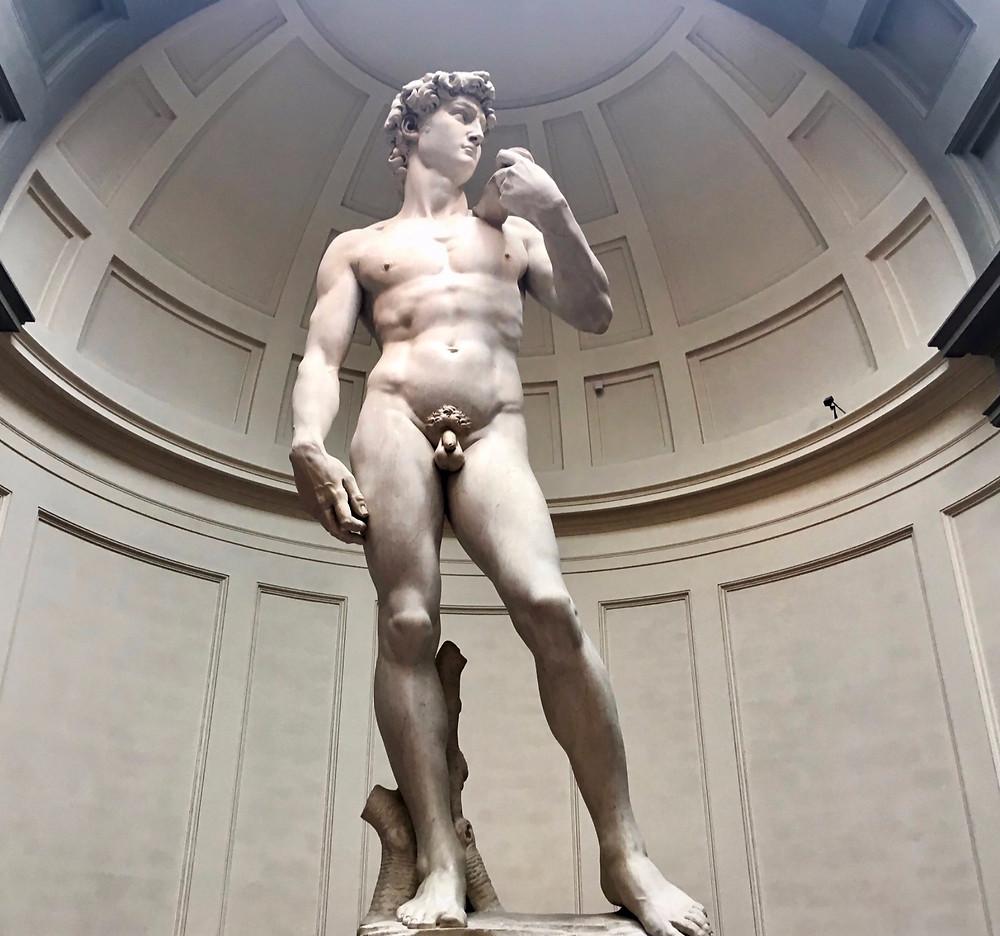 Michelangelo, David, 1501-04