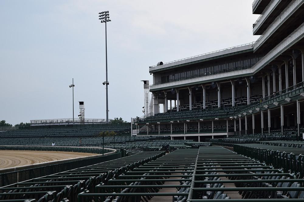 2020 Kentucky Derby postponed until September 5th.