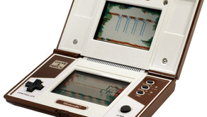 The History of Video Games #15: Nintendo's Game and Watch - Gaming on the Go!