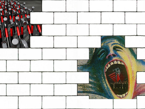 Pink Floyd - Another Brick In The Wall, Part Two - 1979 (Official Music Video)
