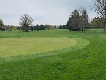 Peddie Golf Club Is Preparing for Your Return...