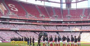 Benfica 0-0 Tondela: A mediocridade perante o silêncio