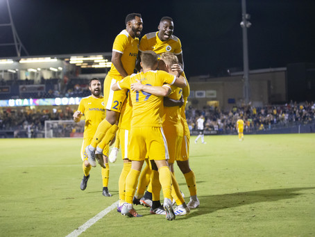 Nashville SC Power Past Charleston Battery For First Ever Playoff Win