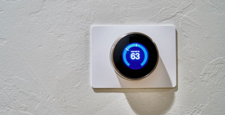 Go green in your new custom home in Cincinnati by installing smart technology like the Nest smart thermostat