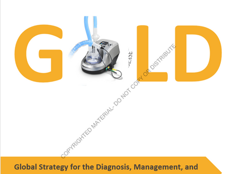 For first time, the 2020 report of GOLD guidelines have incorporated the High Flow Therapy