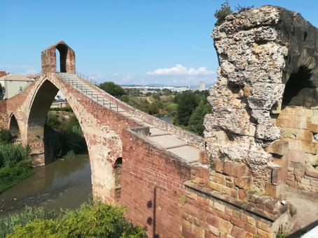 ScanPhase escanea y digitaliza en 3D puente romano construido por las legiones X, IV y VI