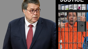 Raising the Barr Putting Comey Behind Bars
