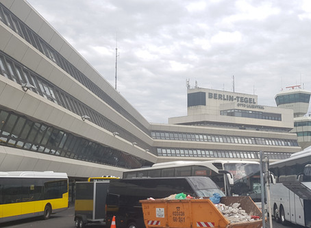 ברלין: נמל התעופה החדש ברנדנבורג ייפתח באוקטובר 2020!