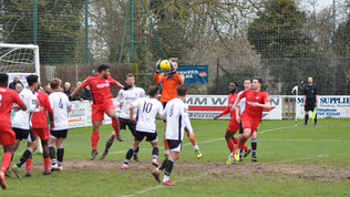 Match report - victory away at Faversham Town