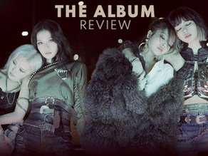 BLACKPINK, THE ALBUM - REVIEW