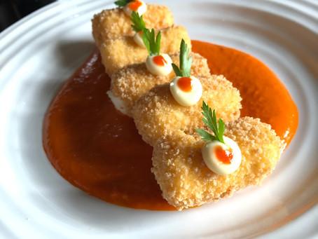 Salt Cod Croquettes - Gluten Free!