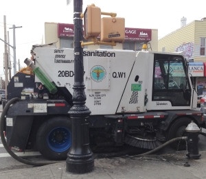 道路清掃時の駐車禁止のルール