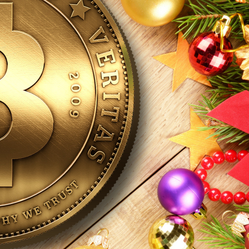 How to Give Bitcoin for Christmas