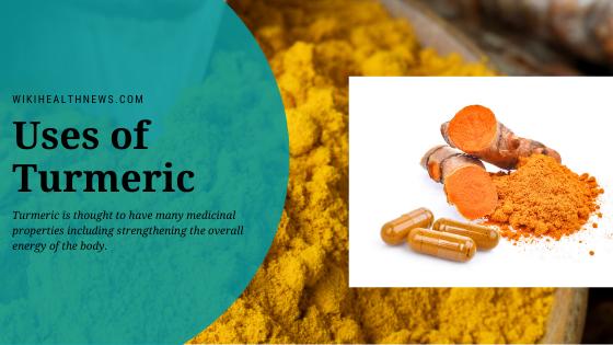 uses of turmeric