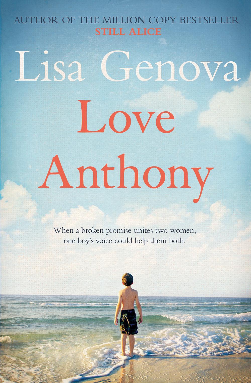 Love Anthony by Lisa Genova : the book slut book reviews thebookslut