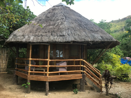 The Cashew Grove Beach Resort in Busuanga-Coron ...the fourth stage
