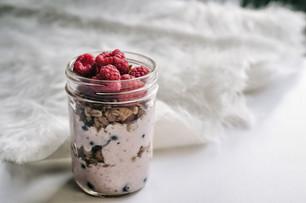 25 Best Mason jar breakfast ideas