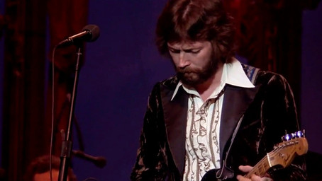The Band & Eric Clapton - Further On Up The Road - Live 1976 (from ''The Last Waltz'')