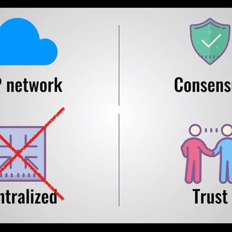 Smart Contract & Blockchain