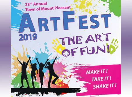 Mt Pleasant Art Fest 2019