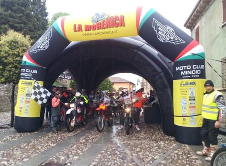 La Morenica: due (più uno) giorni da eroi in moto nel fango!