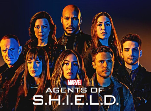 Agents Of Shield Review