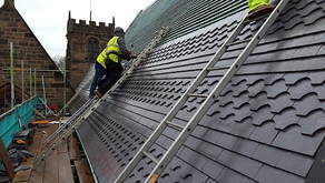 Raising the Roof at St Mary's