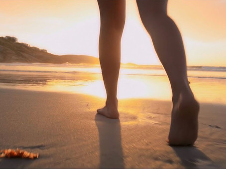Can Beach Walks Really Cure Disease?