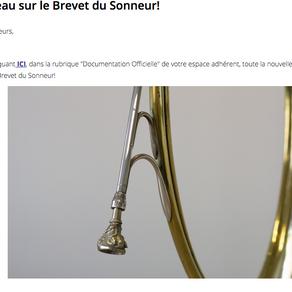 Le Brevet du Sonneur - Nouvelle version