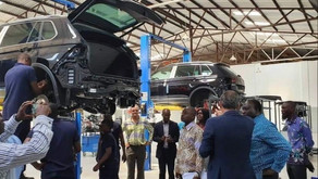 VW starts operations in Ghana