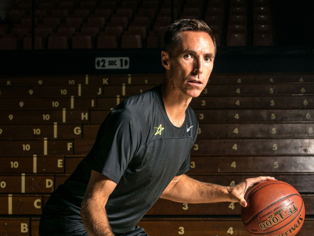 2x NBA Most Valuable Player - Steve Nash's Daily 20 Minute Greatness Workout